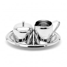 3pc Sugar & Creamer Set 1