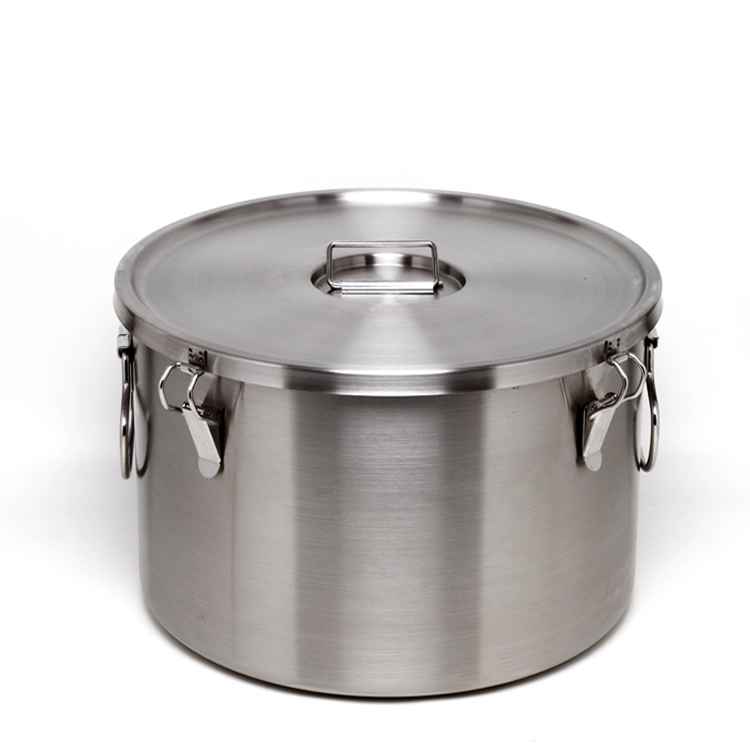 Food Container (Medium Height) With Lid