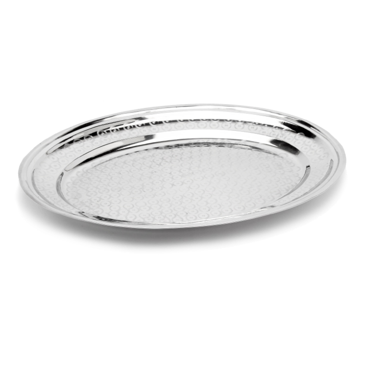 Serving Tray Oval 1