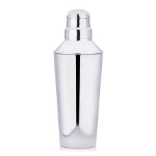 Stainless steel cocktail shaker, barware
