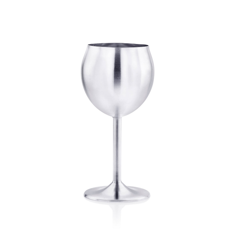 Stainless steel wine glass, Barware