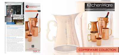 Copperware Collection-Kitchenware International Magazine
